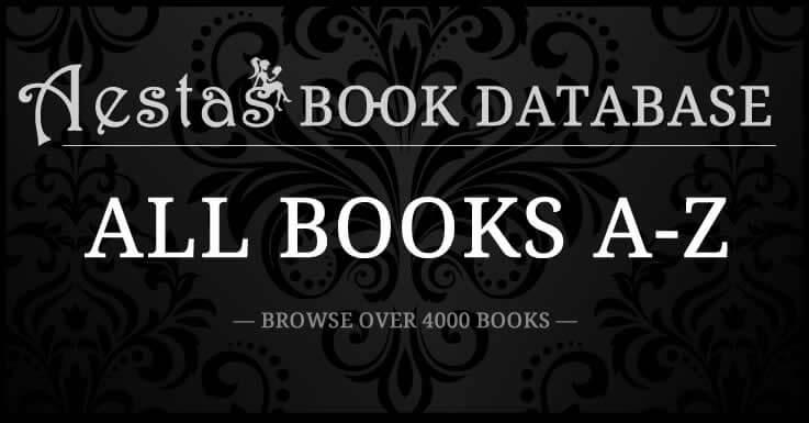 All Books A-Z | Aestas Book Database