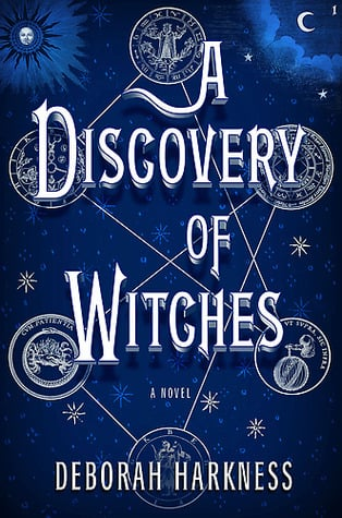 Book Review – A Discovery of Witches (All Souls Trilogy Book #1) by Deborah Harkness