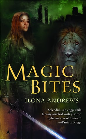 Book Review – Kate Daniels series by Ilona Andrews