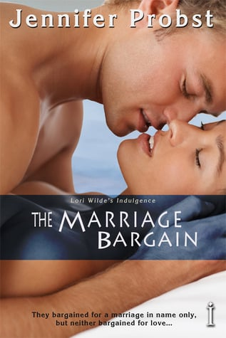 Book Review – The Marriage Bargain by Jennifer Probst