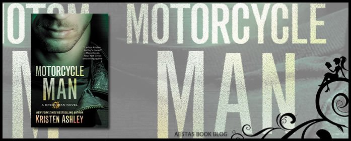 Book Review – Motorcycle Man (Dream Man #4) by Kristen Ashley