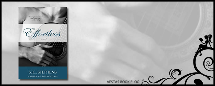 Book Review – Effortless (Thoughtless #2) by S.C. Stephens