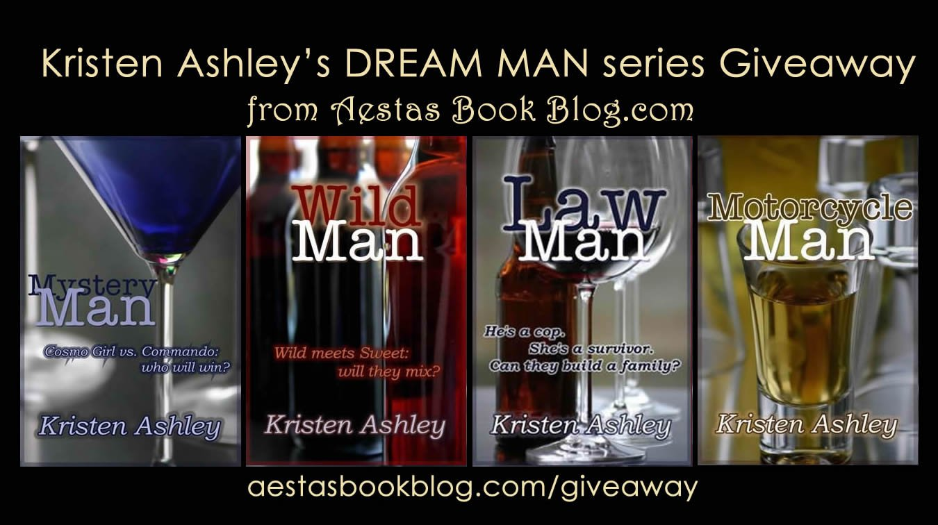 DREAM MAN series GIVEAWAY PRIZEPACK