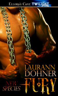 Book Review – Fury (New Species #1) by Laurann Dohner