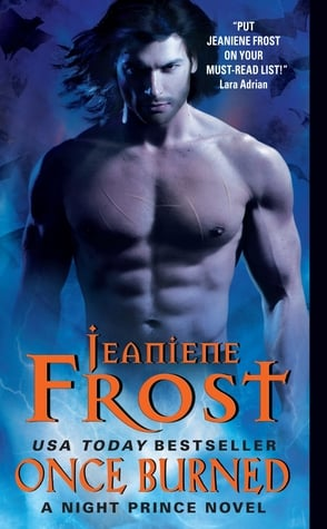 Book Review – Once Burned (Night Prince #1) by Jeaniene Frost