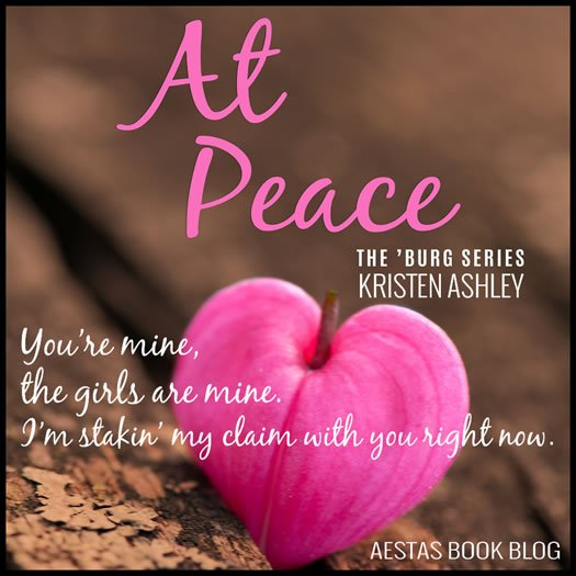 AT PEACE THE BURG kristen ashley