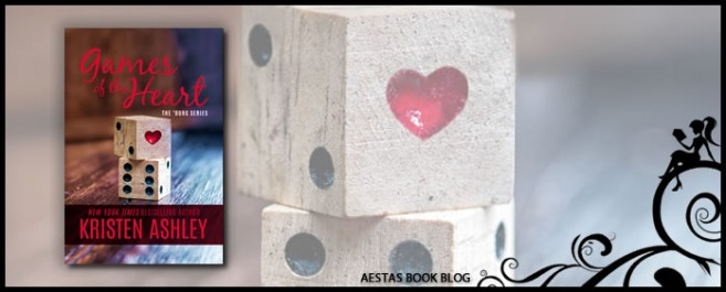 Book Review – Games of the Heart (The Burg #4) by Kristen Ashley