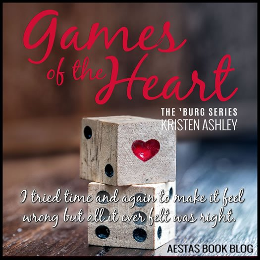 GAMES OF THE HEART kristen ashley