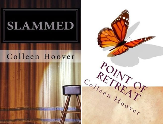 Slammed/Point of Retreat Signed Copies Celebration Giveaway and Sale!!