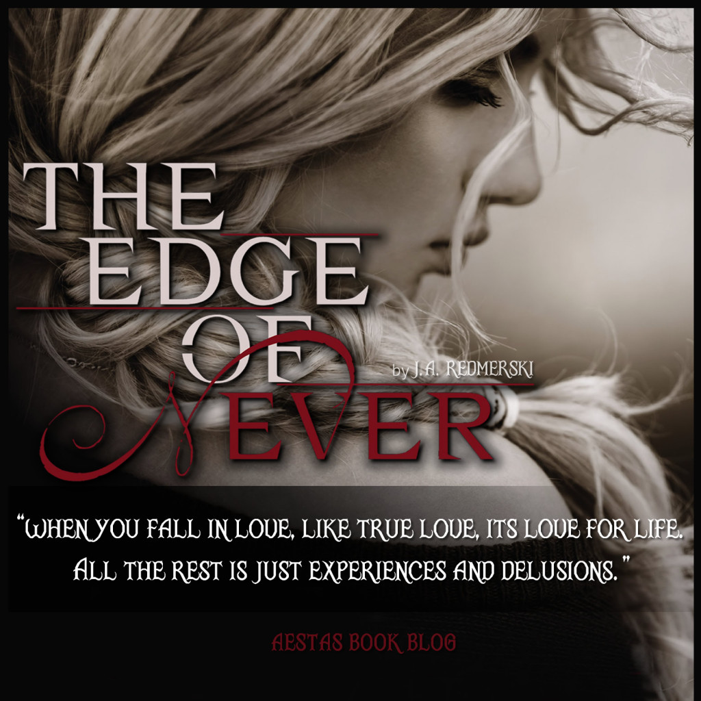 THE EDGE OF NEVER PROMO