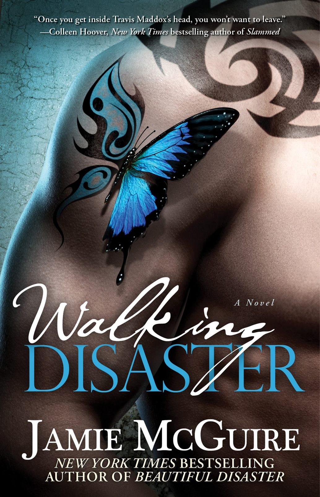 Walking Disaster Cover Reveal!!!
