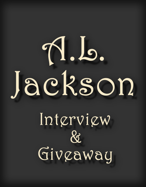 AL JACKSON ~ Interview & *SIGNED* GIVEAWAY