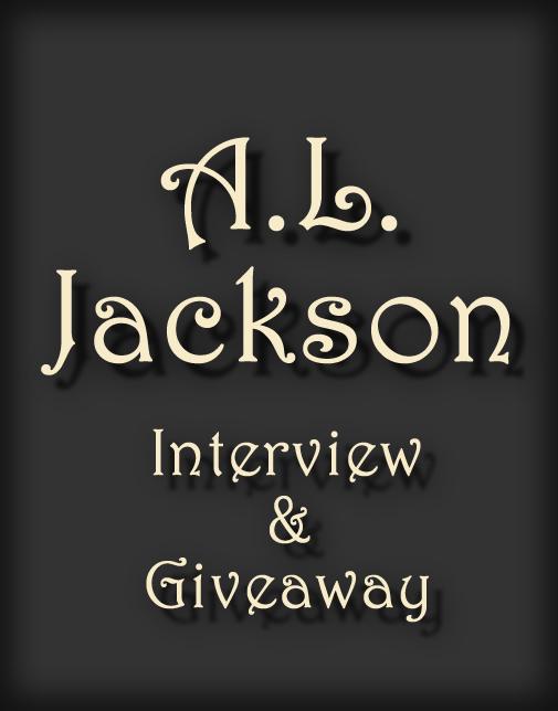 AL JACKSON ~ Interview & *SIGNED* GIVEAWAY