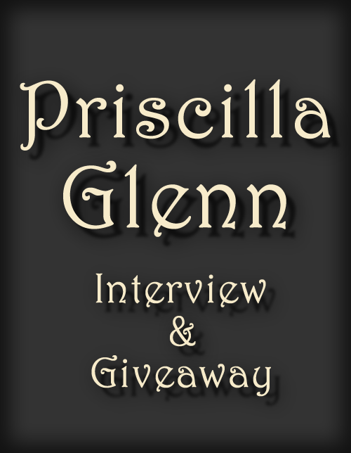 BACK TO YOU *SIGNED* GIVEAWAY & PRISCILLA GLENN INTERVIEW