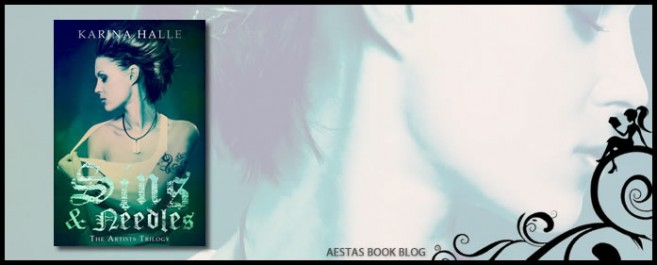 Book Review – Sins & Needles (The Artists Trilogy #1) by Karina Halle