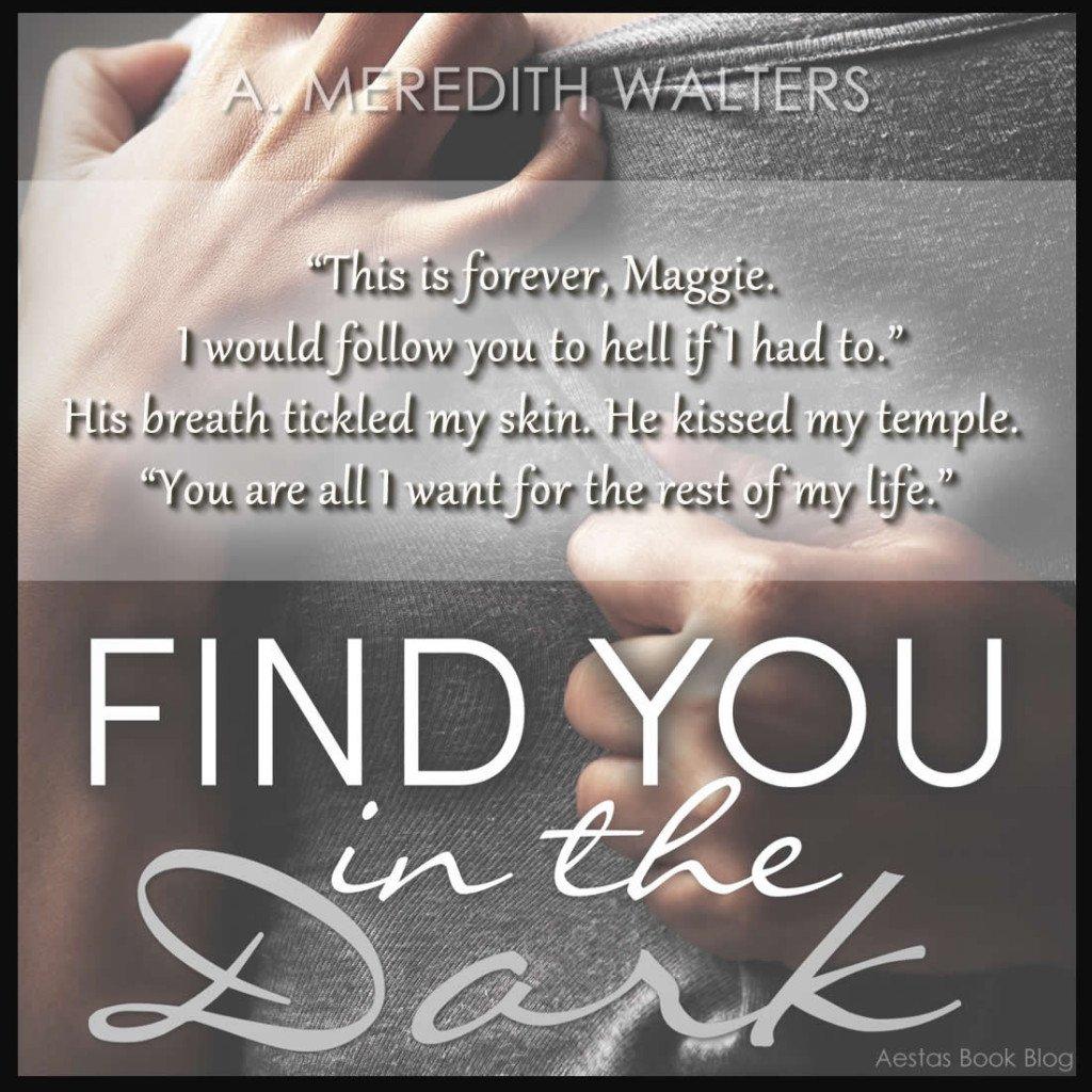 FIND YOU IN THE DARK PROMO