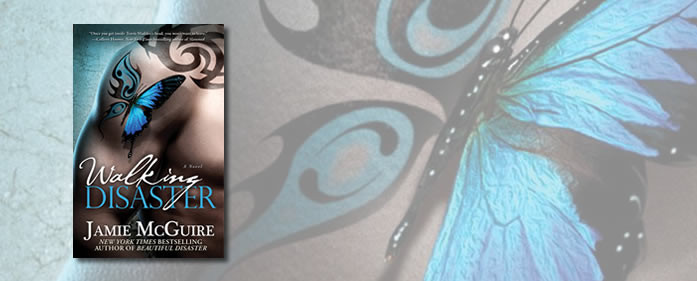 Book Review – Walking Disaster (Beautiful #2) by Jamie McGuire