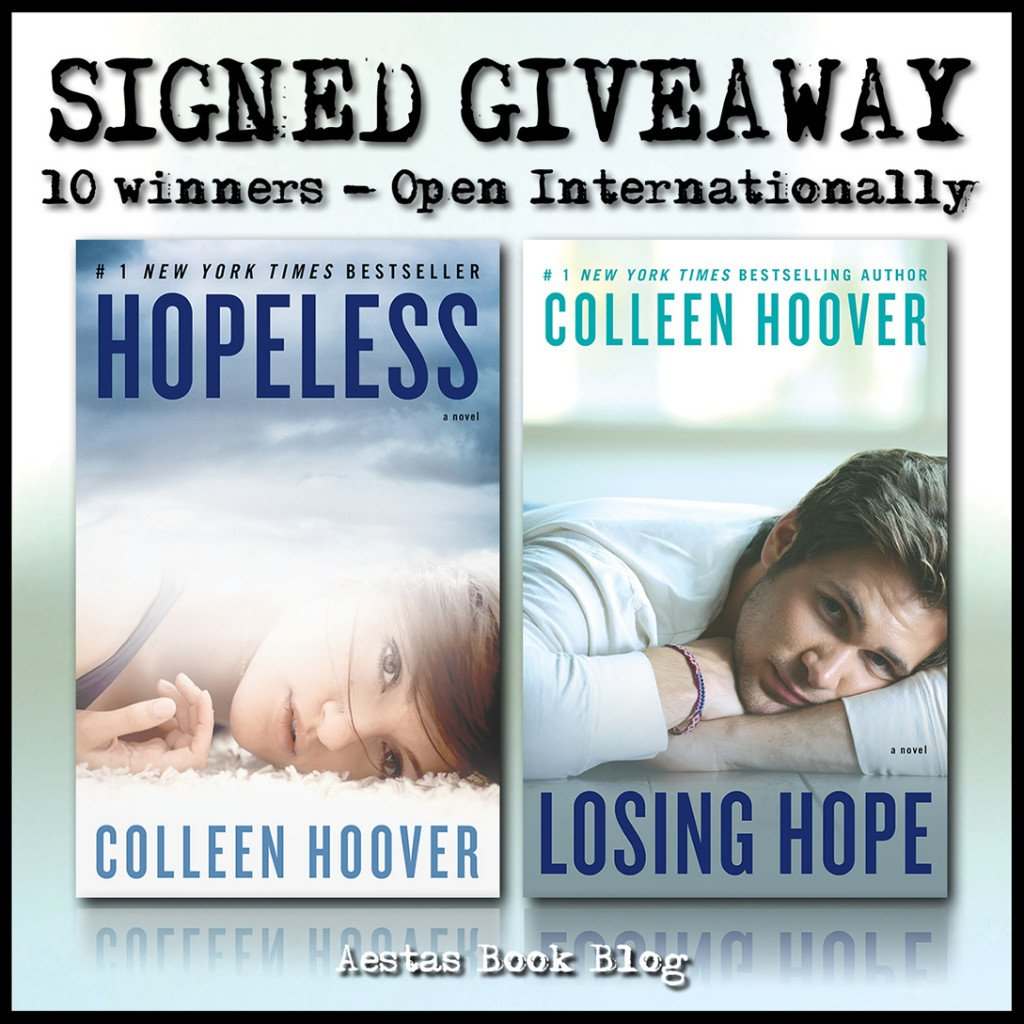 LOSING HOPE GIVEAWAY FB