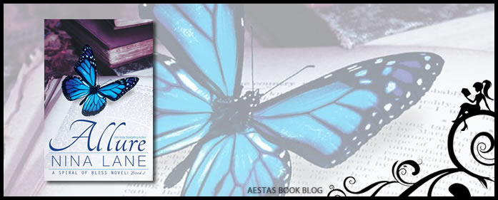 Book Review – Allure (A Spiral of Bliss #2) by Nina Lane