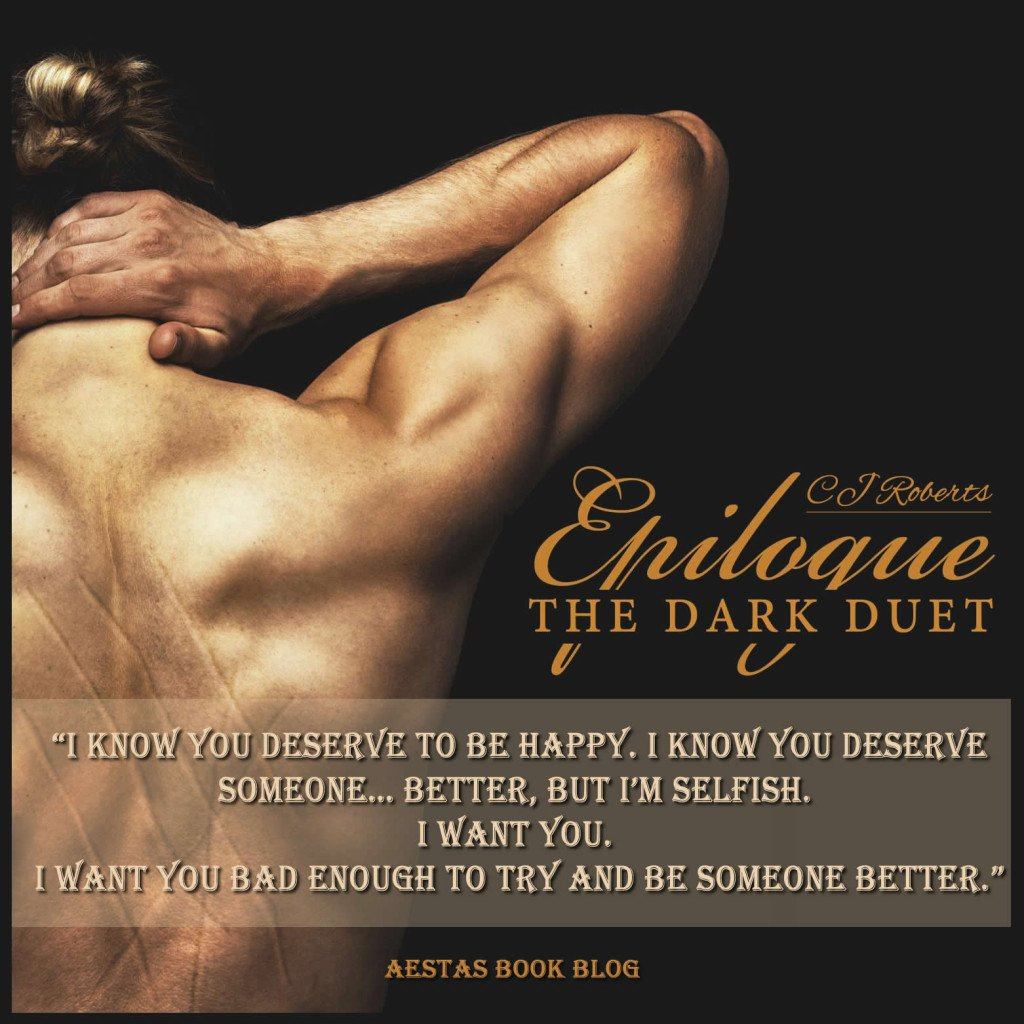Epilogue - The Dark Duet PROMO