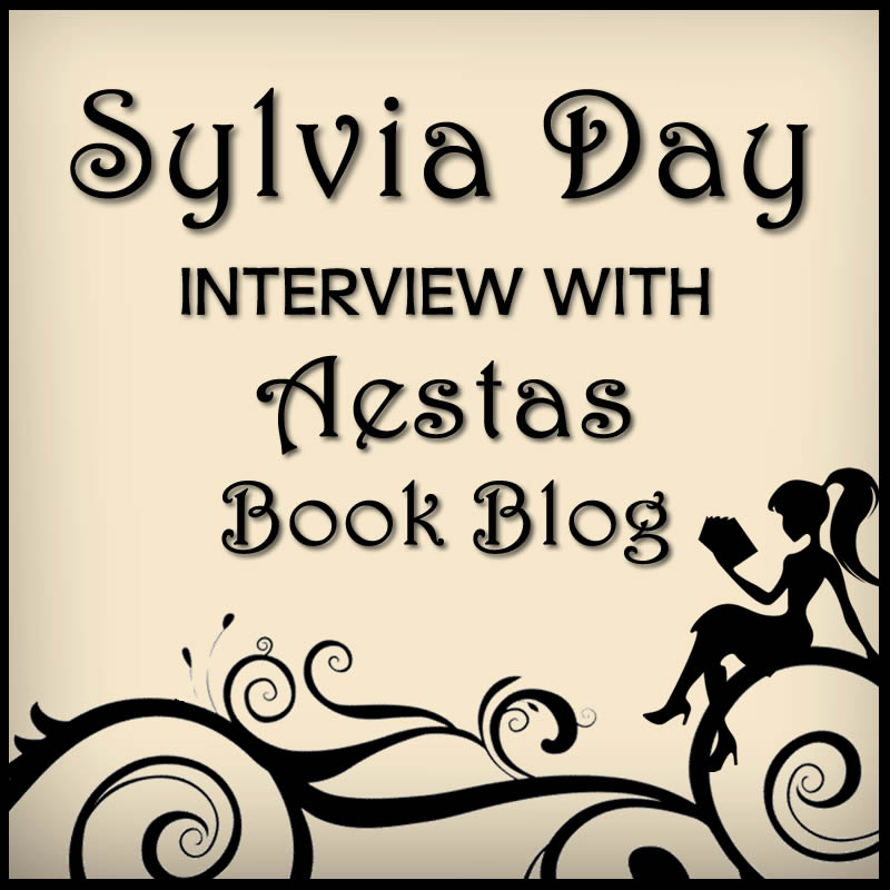 Sylvia Day Video Interview with Aestas Book Blog