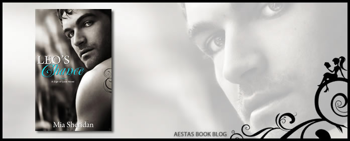 Book Review — Leo's Chance (A Sign of Love #1.5) by Mia Sheridan