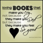 loving books that make you cry