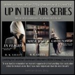 Up In The Air series by RK Lilley