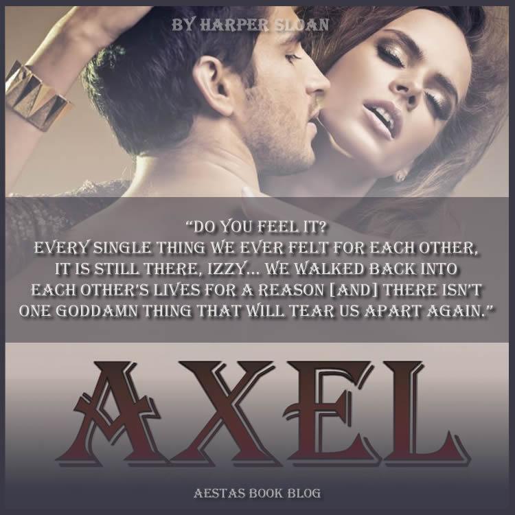 AXEL NEW promo