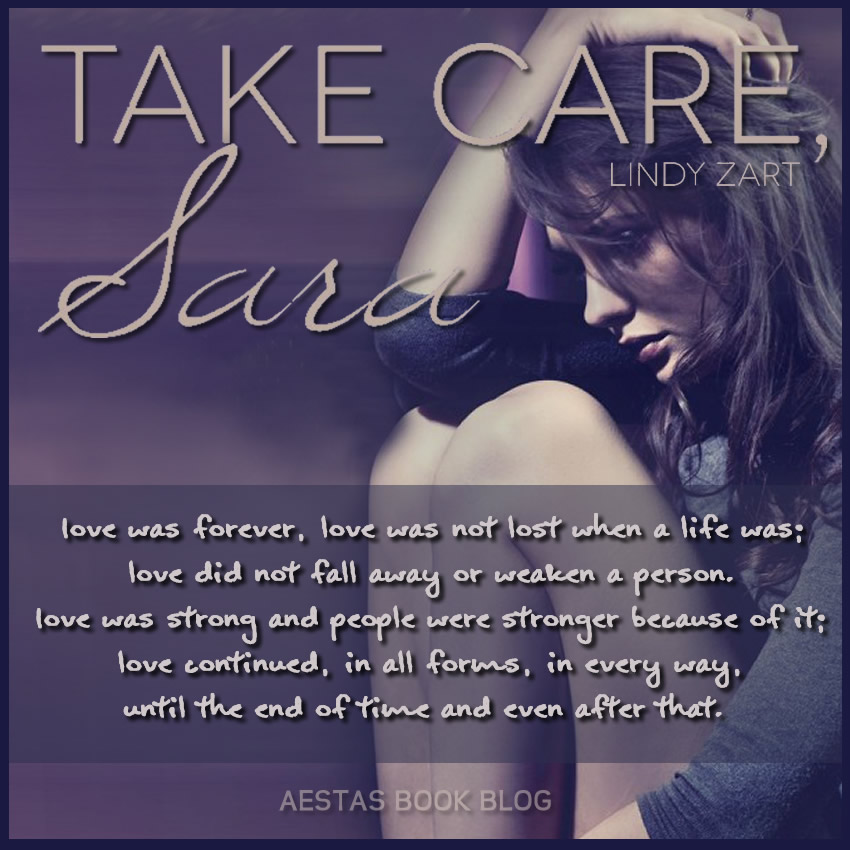 take care sara promo