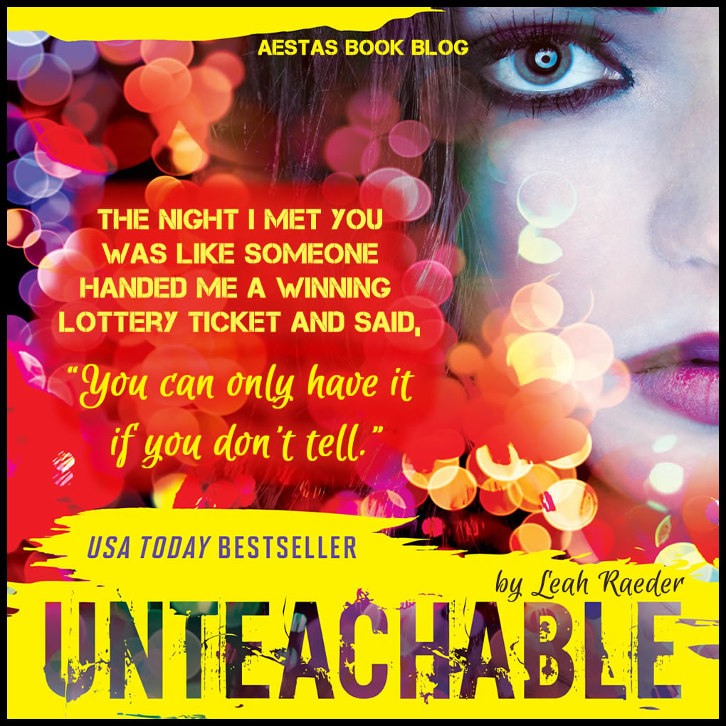 UNTEACHABLE new promo