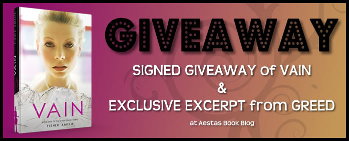 VAIN SIGNED GIVEAWAY & EXCLUSIVE TEASER from GREED!!