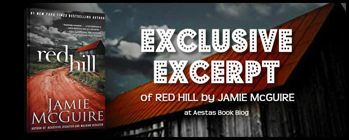 READ the PROLOGUE of RED HILL by Jamie McGuire!!!