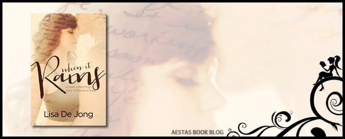 Book Review — When It Rains by Lisa De Jong