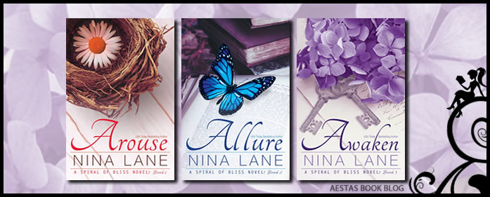 RECOMMENDATION — A SPIRAL OF BLISS by NINA LANE