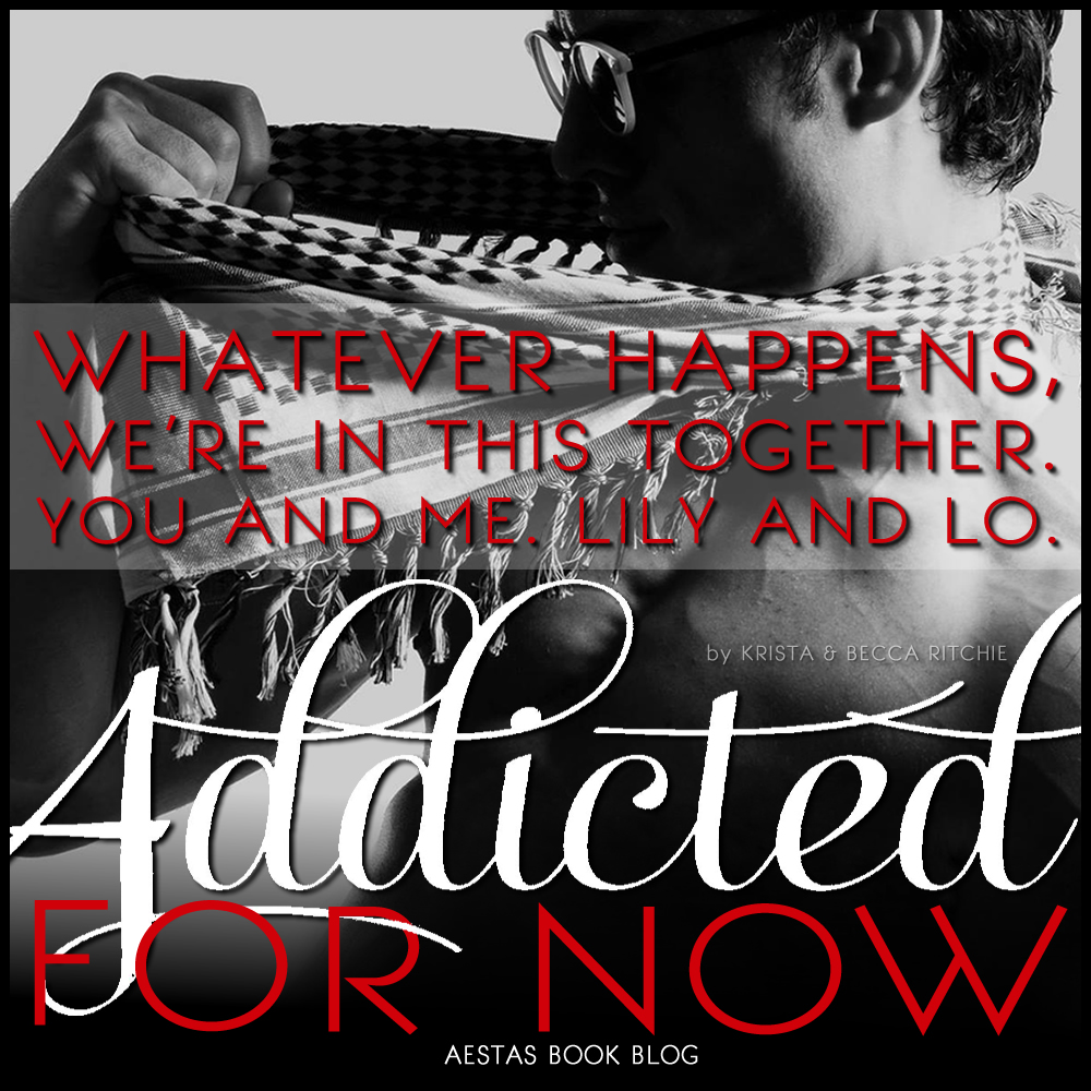 ADDICTED FOR NOW promo