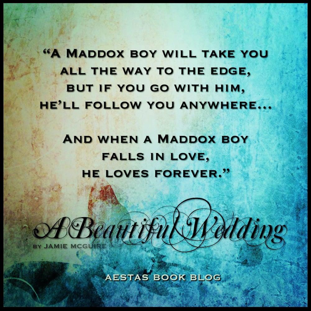 A Beautiful Wedding Promo 123 Maddox 1 Final