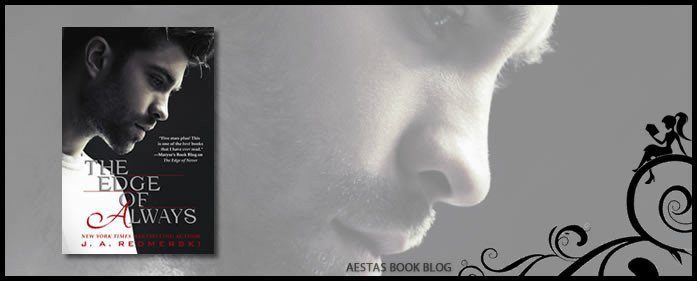 Book Review — The Edge of Always (The Edge of Never #2) by J.A. Redmerski