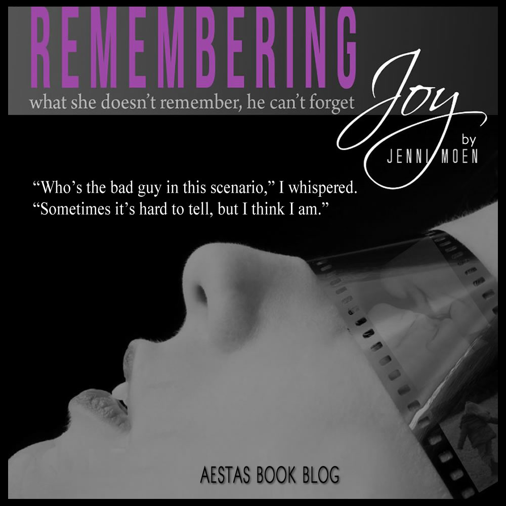 REMEMBERING JOY promo