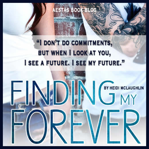FINDING MY FOREVER PROMO