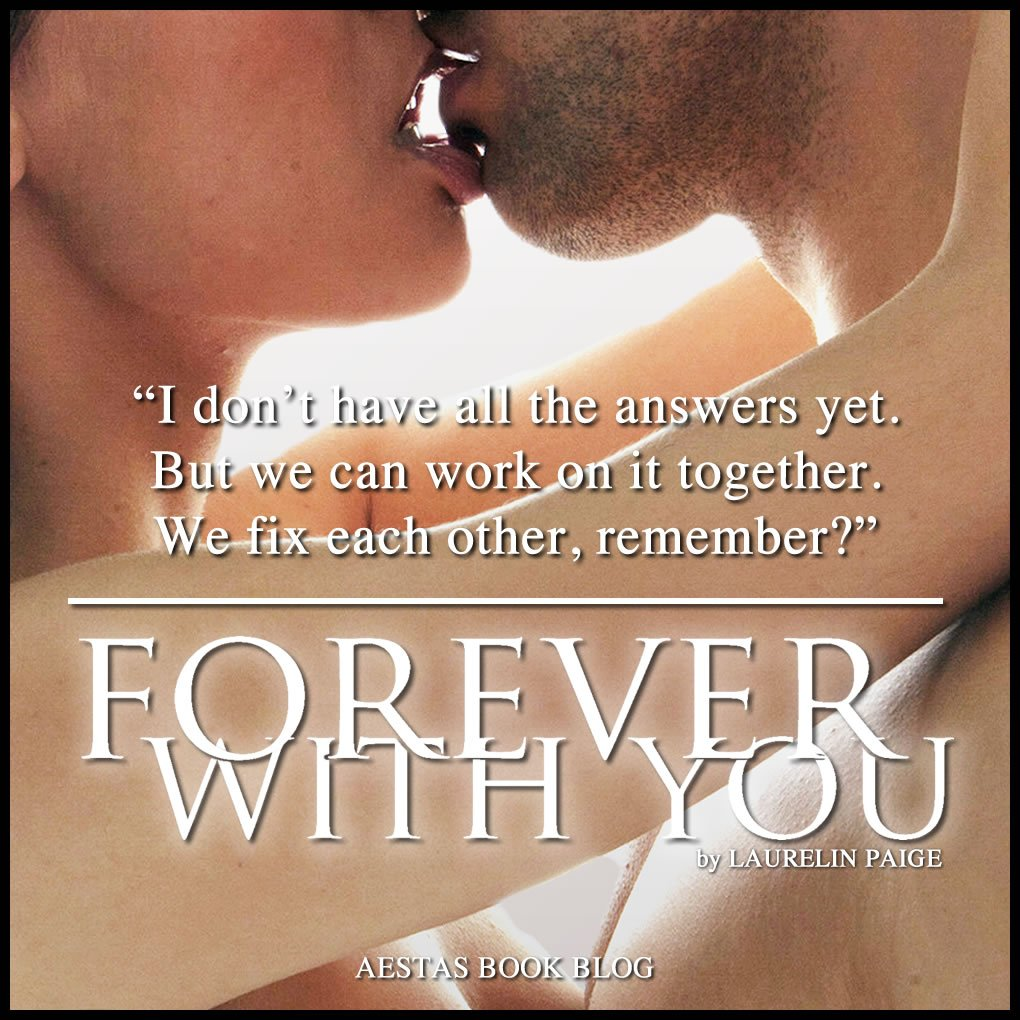 FOREVER WITH YOU promo