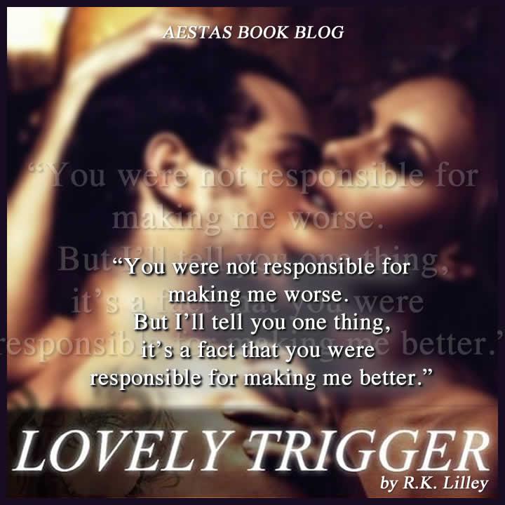 LOVELY TRIGGER promo