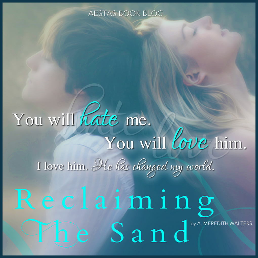 RECLAIMING THE SAND promo2