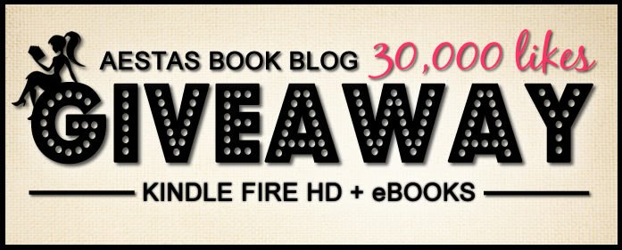 KINDLE FIRE GIVEAWAY — 30,000 LIKES CELEBRATION!!!