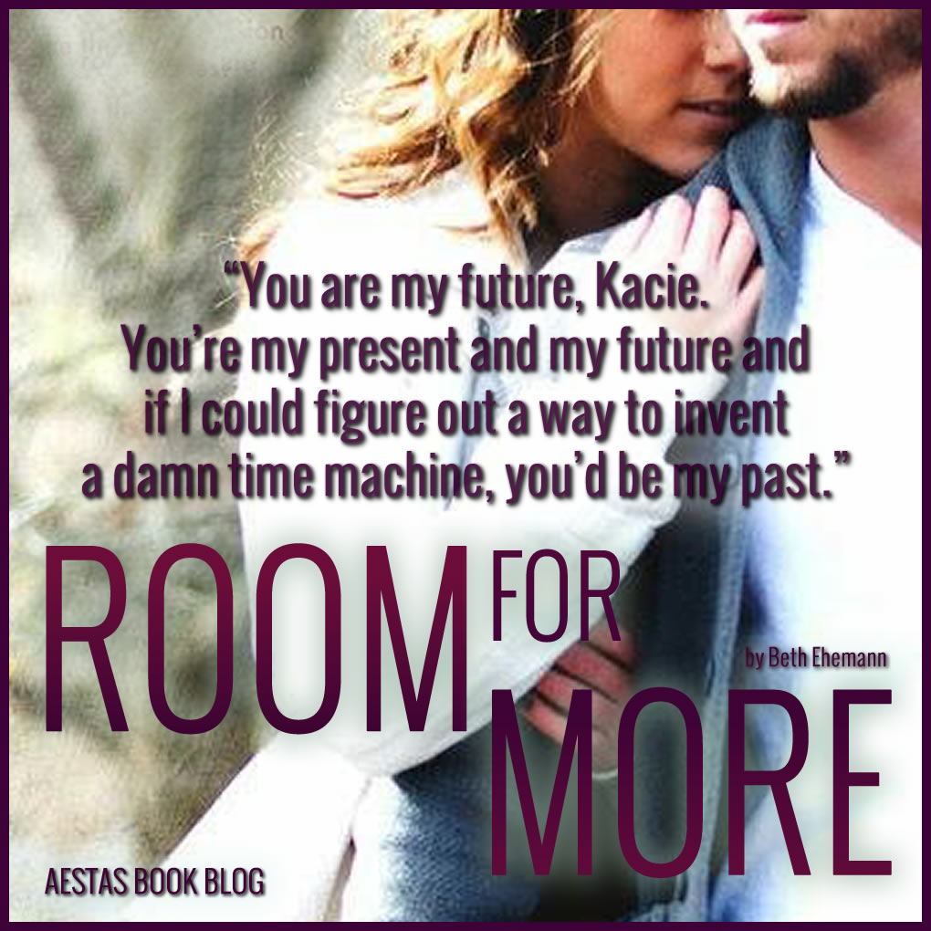 ROOM FOR MORE promo