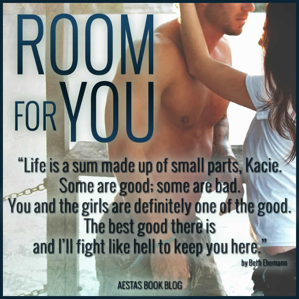 ROOM FOR YOU promo