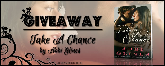 """TAKE A CHANCE"" GIVEAWAY + ""ONE MORE CHANCE"" COVER REVEAL!!"