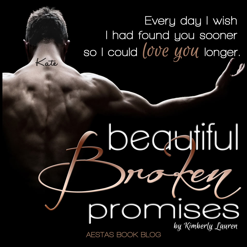 BEAUTIFUL BROKEN PROMISES promo