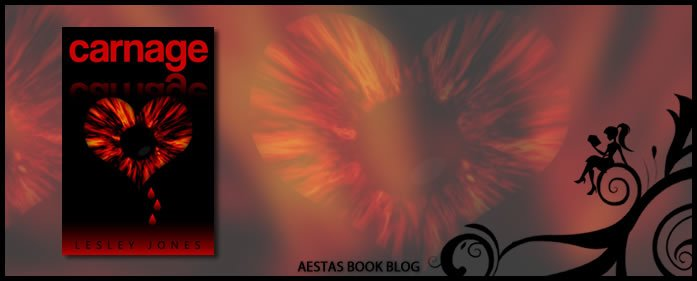 Book Review — Carnage by Lesley Jones