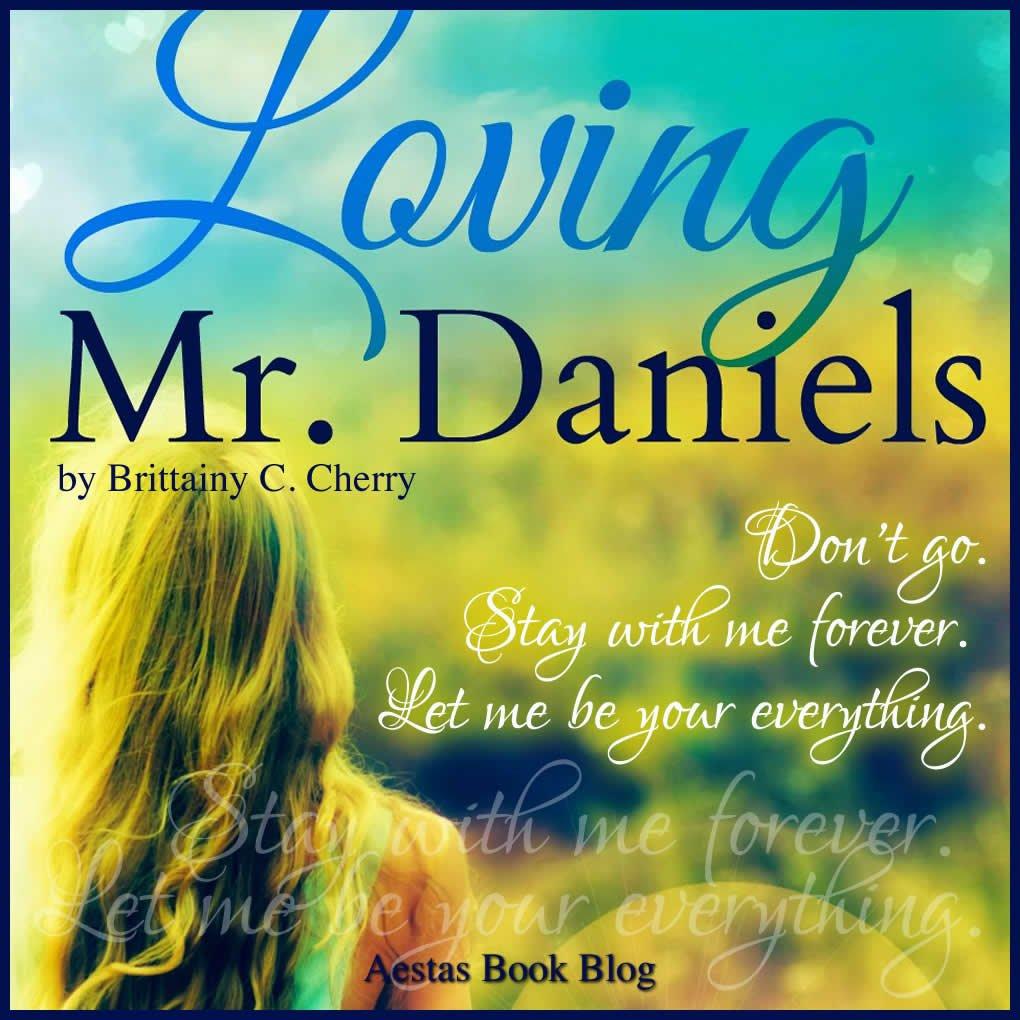 LOVING MR DANIELS promo